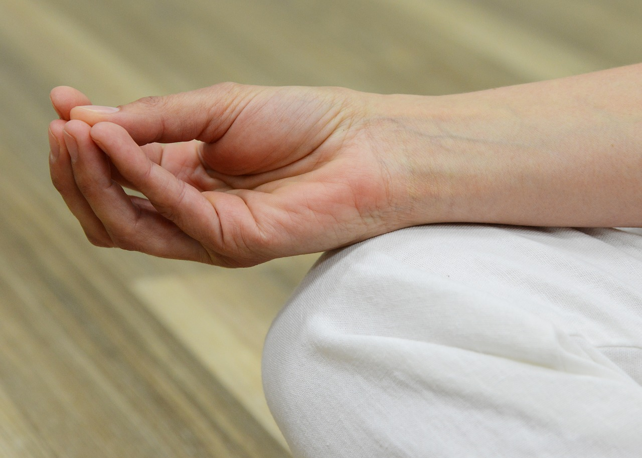 Yoga in Appenweier - Mudra