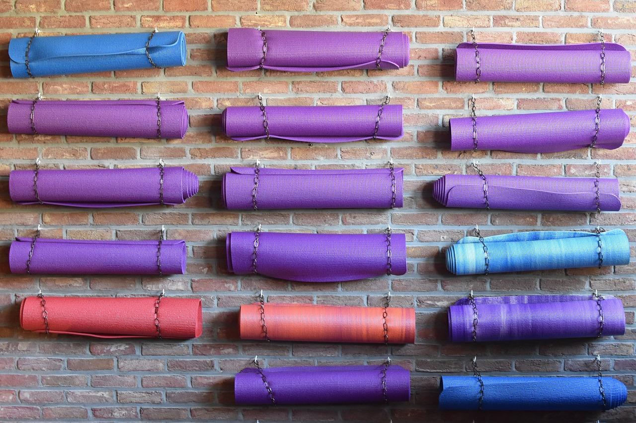 Yoga in Appenweier - Yogamatten